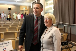 Senator Patty Murray Honored at the UW