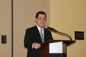 San Antonio Mayor Julián Castro Visit