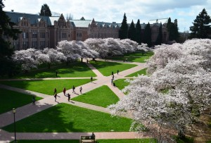 Campus Walker Spring 2014