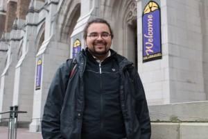 From homeless youth to UW math major, Mark Bennett has overcome the odds to pursue higher education thanks to support services from the Washington MESA Community College Program.