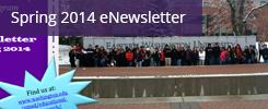 Spring 2014 eNewsletter