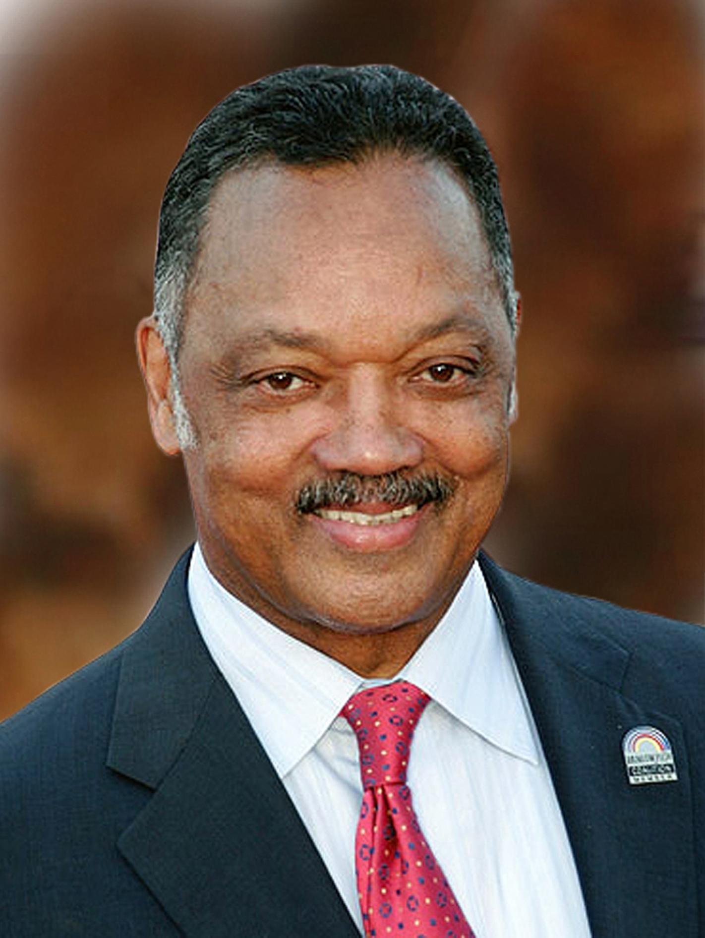 Jesse Jackson-Brown Background