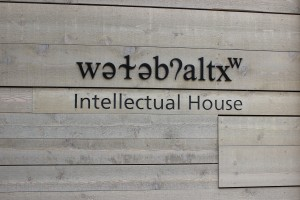 wǝɫǝbʔaltxʷ - Intellectual House Grand Opening