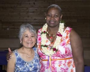 Sheila Edwards Lange Farewell 2015