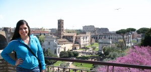 Study Abroad - Guadalupe Tovar