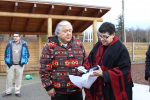 2016 Lummi Nation Visit