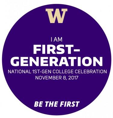 First-Generation Button