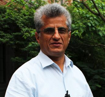 Link to article: Staff Story: Hadi Rangin