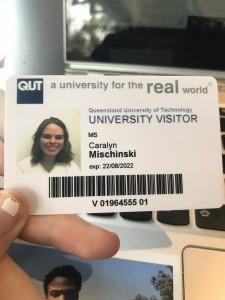 Cara's Student ID