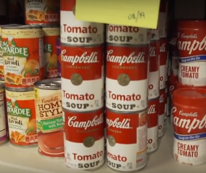 Link to article: UW opens permanent food pantry on campus