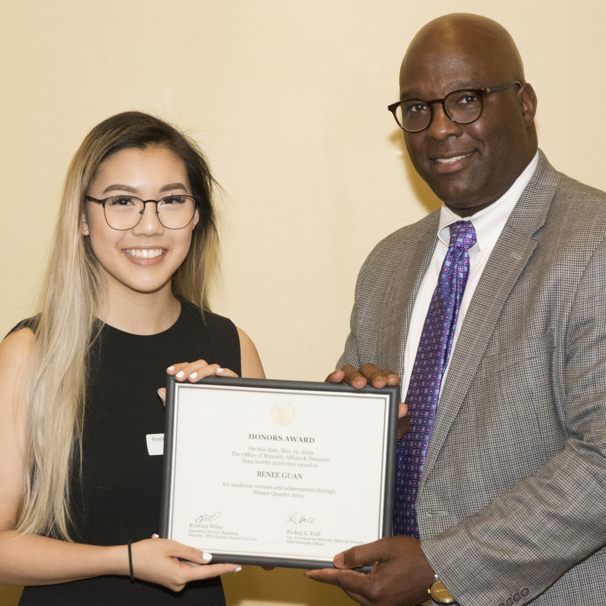 Link to article: Academic Counseling Services Hosts 33rd Annual Spring Recognition
