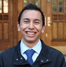 Link to article: iSchool Profile: Alejandro Huante