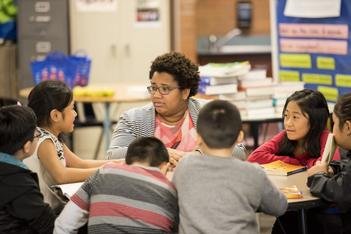 Generous gift bolsters effort to diversify the education workforce