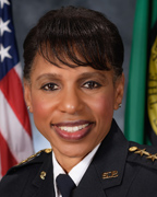 Carmen Best, Chief of Police, Seattle Police Department