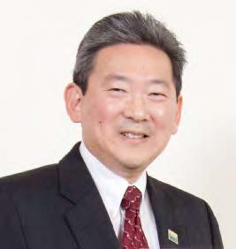 Photo of Mark Okazaki