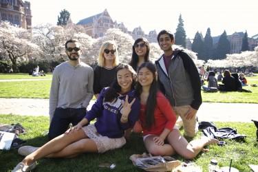 UW students