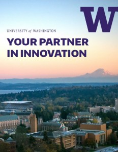Cover: University of Washington: Your Partner In Innovation