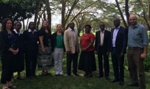 UW and Kenyan partners