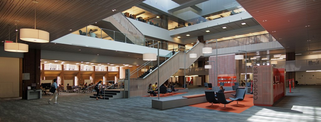 Odegaard Undergraduate Library