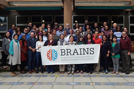 Supporting diversity, inclusion in neuroscience
