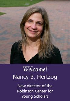 Professor Nancy B. Hertzog