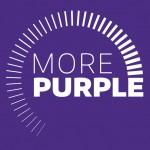 More purple graphic