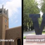 Picture of Waseda University and UW