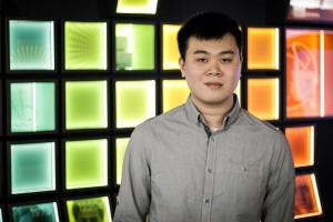 Portrait of Junior medalist Calvin Le