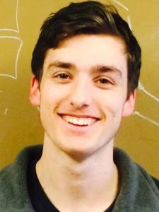 Portrait of Austin Stromme.