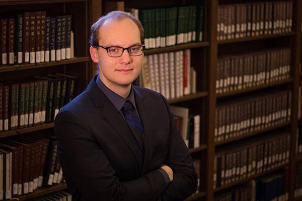 Photo of Caleb Huffman