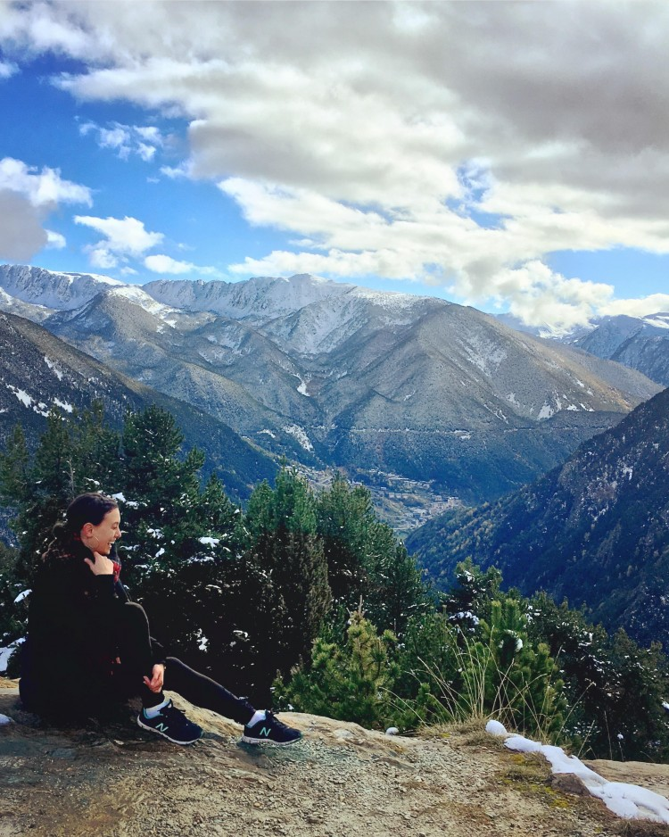 While in Europe, Tammy has been able to travel extensively, including to Andorra (pictured above,) Spain, Norway and within Germany.