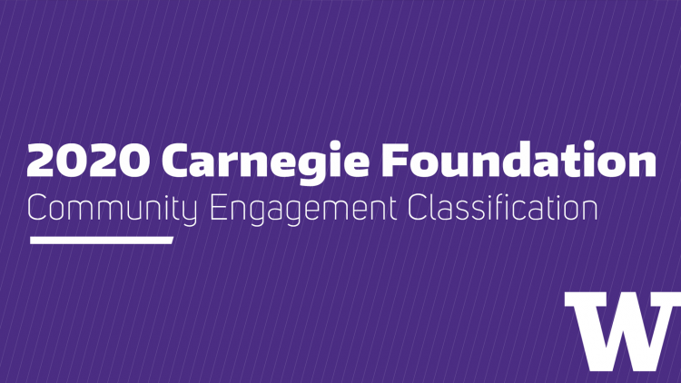 Graphic for Carnegie Community Engagement Classification