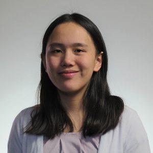 Portrait of Karen Zhang