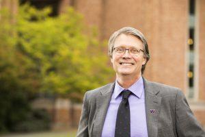 Photo of Provost Mark Richards