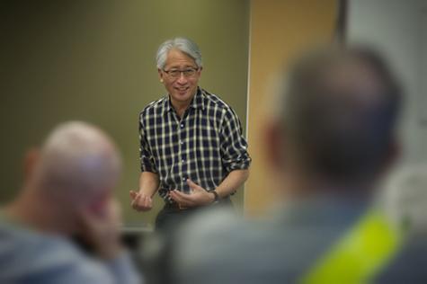 Photo of Shawn Wong