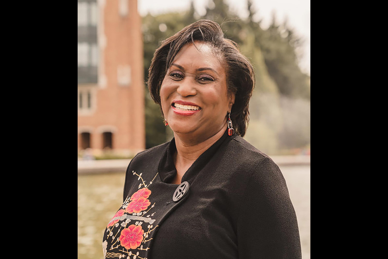 Photo of Carolyn West