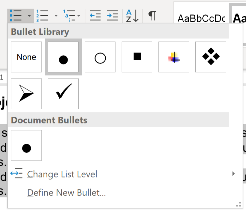 Creating Accessible Documents in Microsoft Word | Accessible Technology