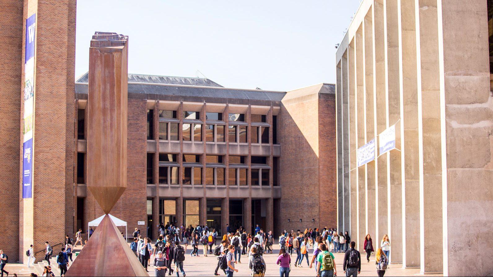 Odegaard Undergraduate Library,