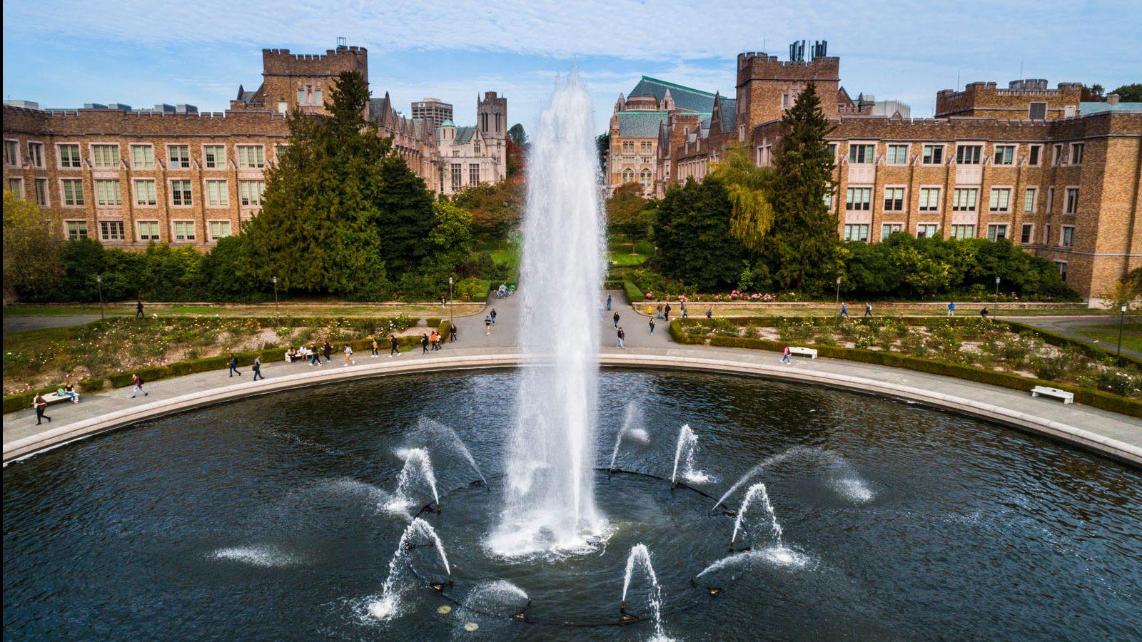 Drumheller Fountain,