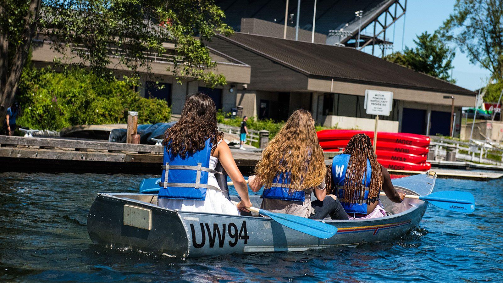Waterfront Activities Center,
