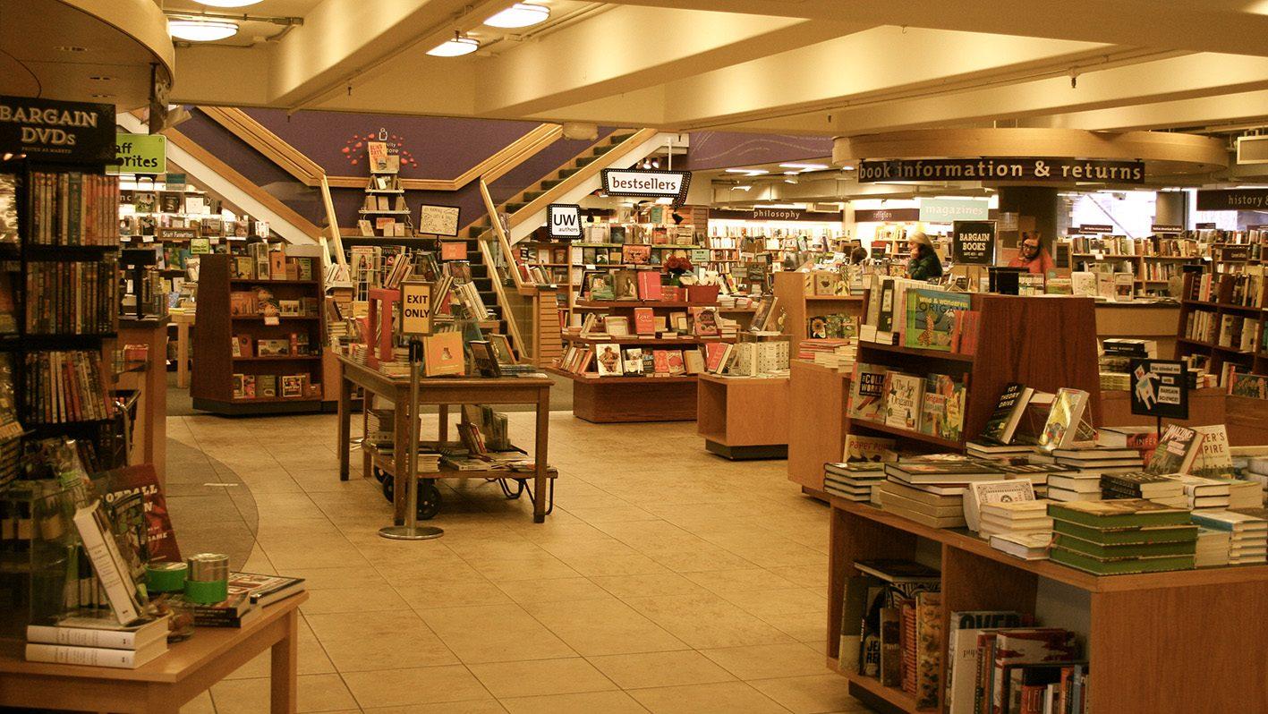 University Book Store,