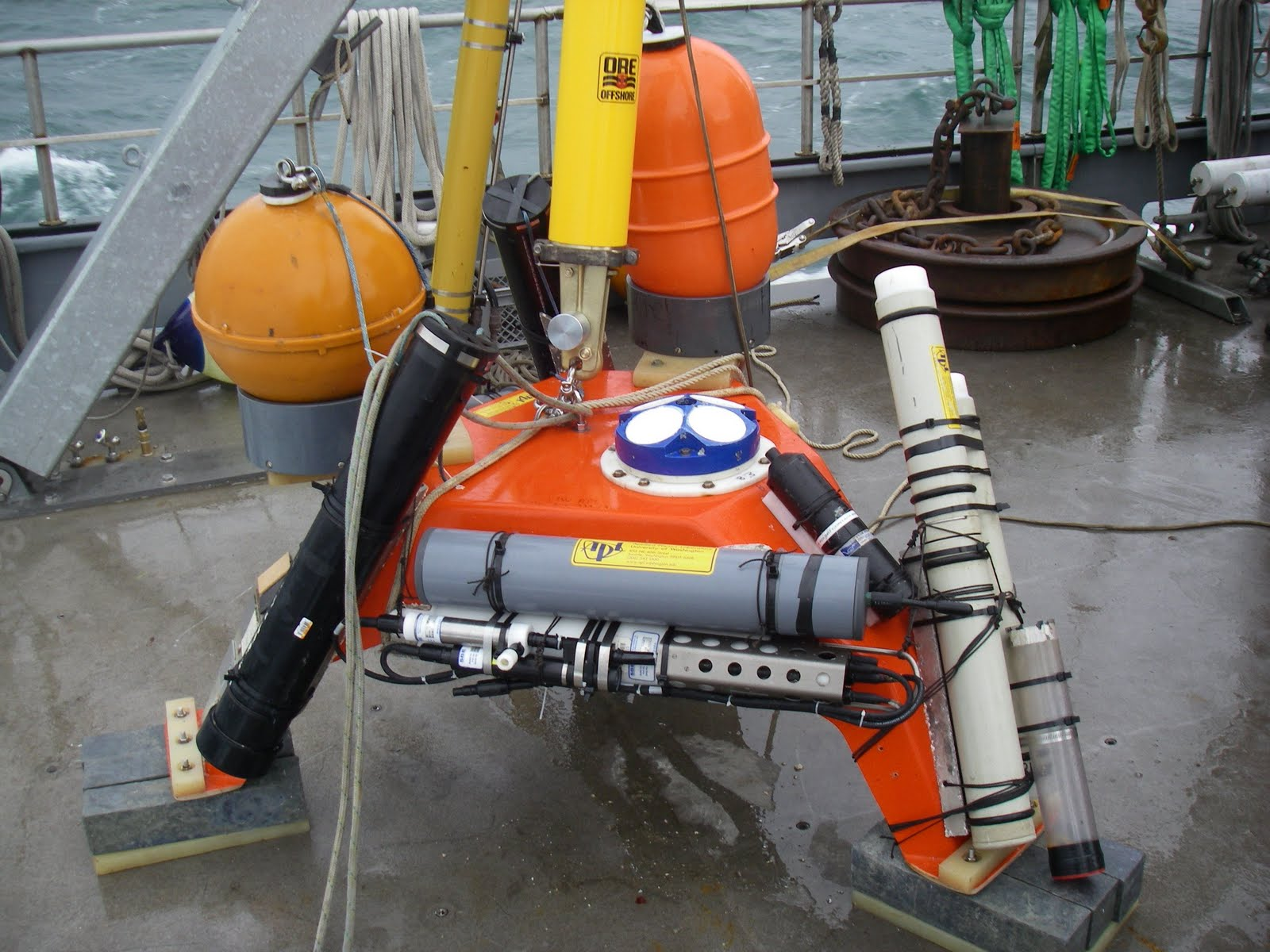 Assessing the environmental effects of tidal turbines | UW News