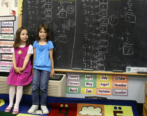 UW researchers find that children show math-gender stereotypes even before gender differences in math achievement appear.
