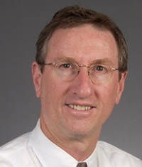 James Mullins, professor of microbiology, led a study of the selective pressure of an HIV-1 vaccine on the virus.