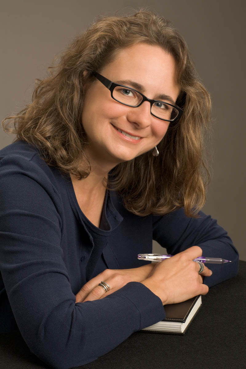 Wendy Call, 2010 Harborview writer-in-residence