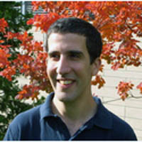 Dr. Sarel Fleishman of the UW Department of Biochemistry designs antiviral proteins.
