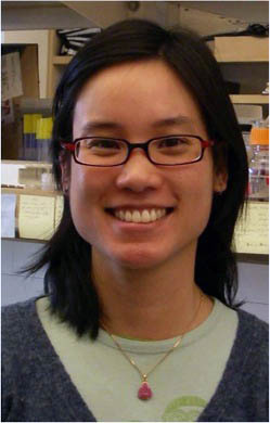 Dr. Dao Nguyen trained in the UW bacterial biofilm lab of Dr. Pradeep Singh.