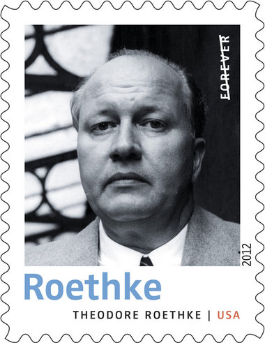 Theodore Roethke among 10 poets honored on new first-class