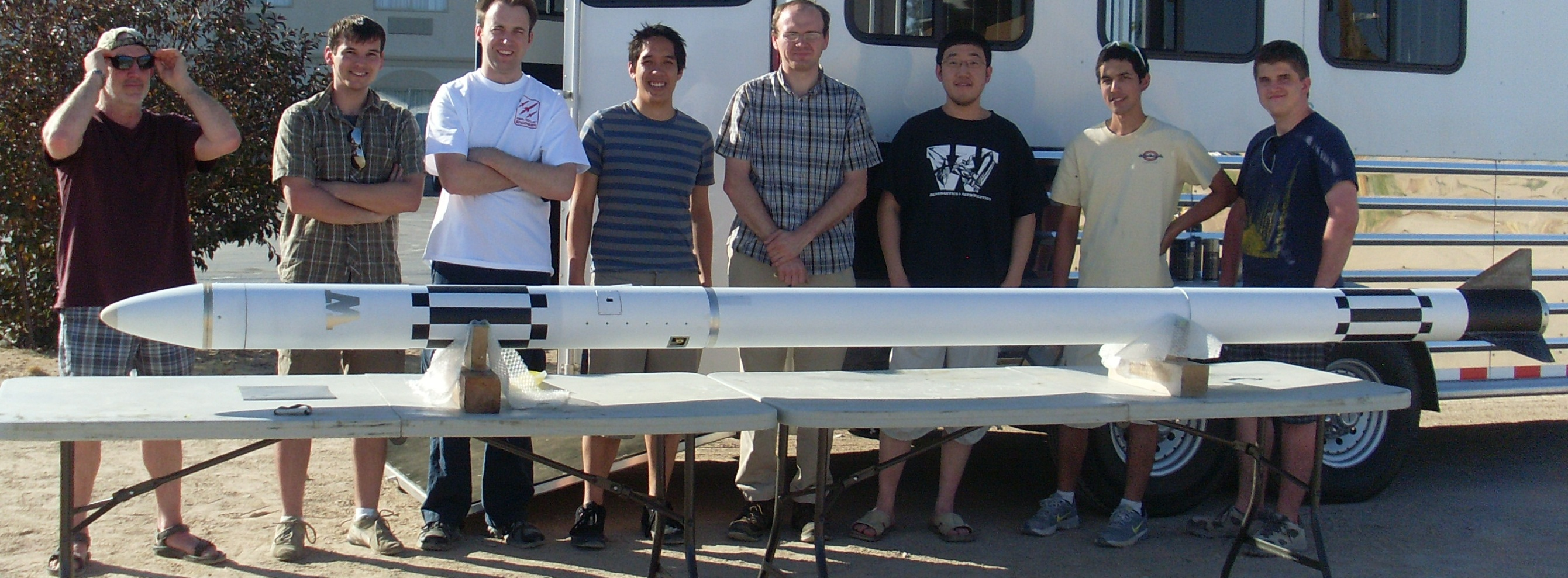 Sounding Rocket team