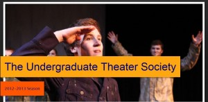 Undergraduate theater season announced